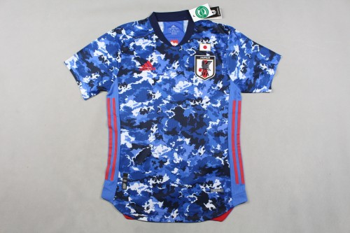 2020 Japan Home Player Jersey