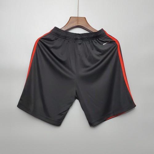 2020  Flamengo Home Black Shorts