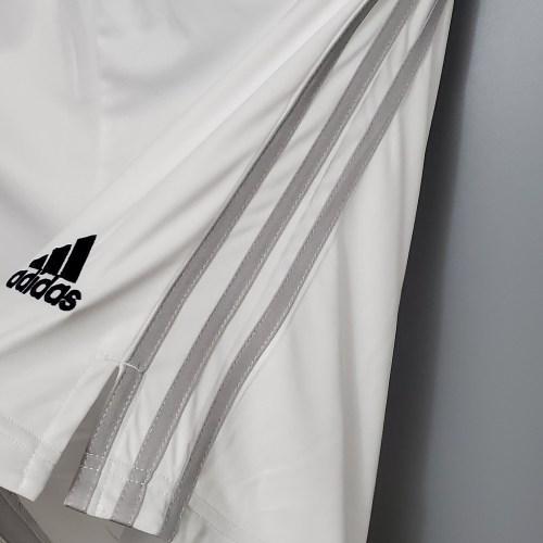2020 Los Angeles Galaxy Home White Shorts