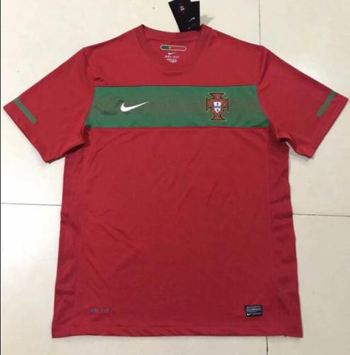 2010 World Cup Portugal Home Jersey