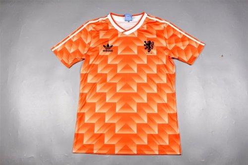 1988 Netherlands Home Retro Jersey