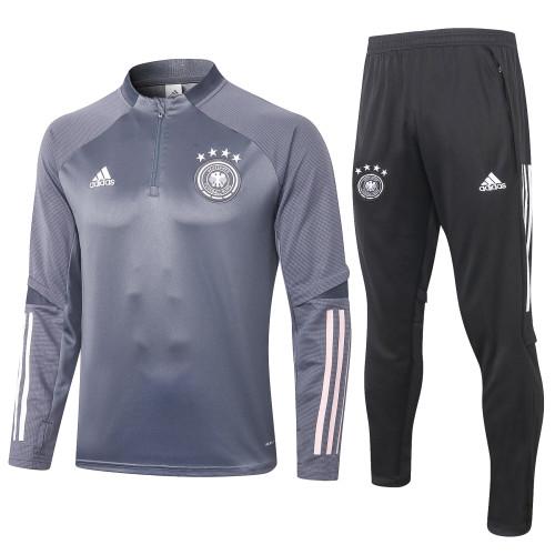 2020 Germany Light Grey Training suit