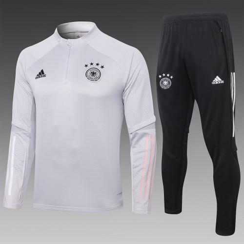2020 Germany White Training suit
