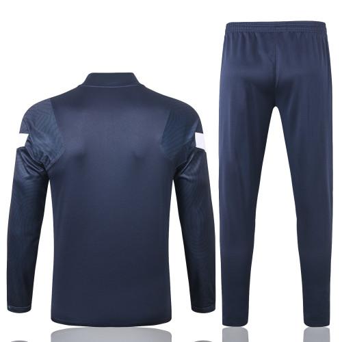 2020 France Royal-Blue Training suit