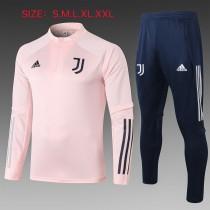 20-21 Juventus Pink Training suit