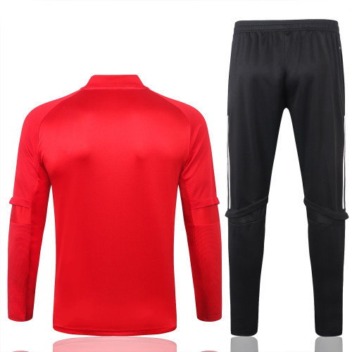 20-21 Sao Paulo Red Training suit