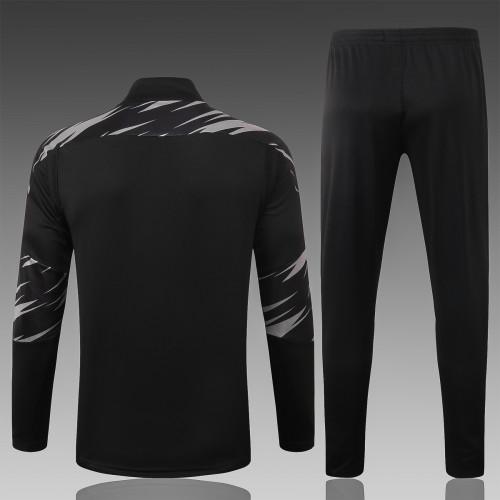 20-21 Dortmund Black Training suit