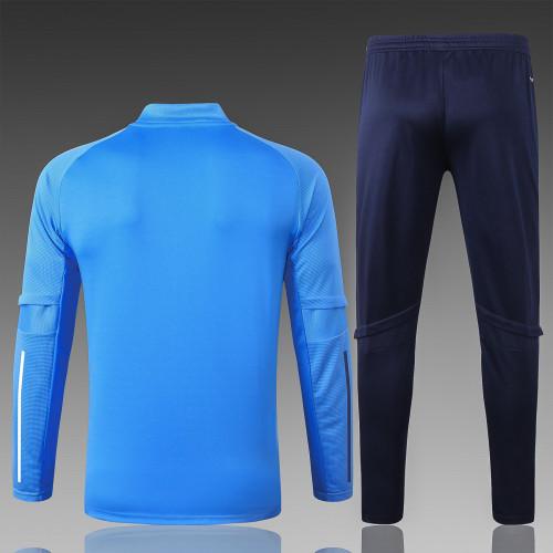 20-21 Ajax Blue Training suit
