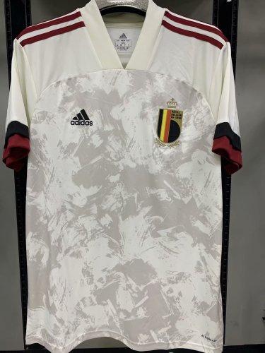 2020 Belgium Away Fans Jersey