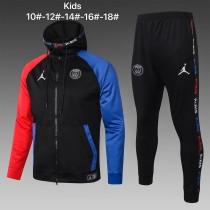20-21 PSG Hoodie Kid Training suit