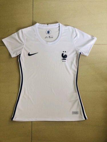2020 France Away Women Jersey