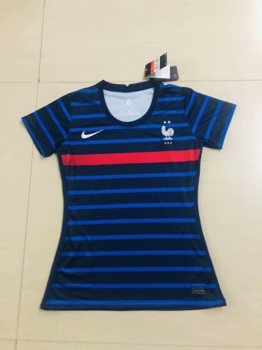 2020 France Home Women Jersey