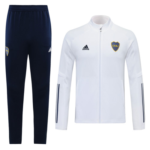 20-21 Boca White Jacket Suit
