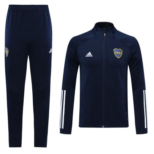 20-21 Boca Blue Jacket Suit
