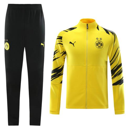 20-21 Dortmund Yellow Jacket Suit