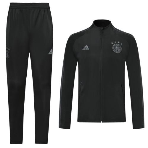 2020 Germany Black Jacket Suit