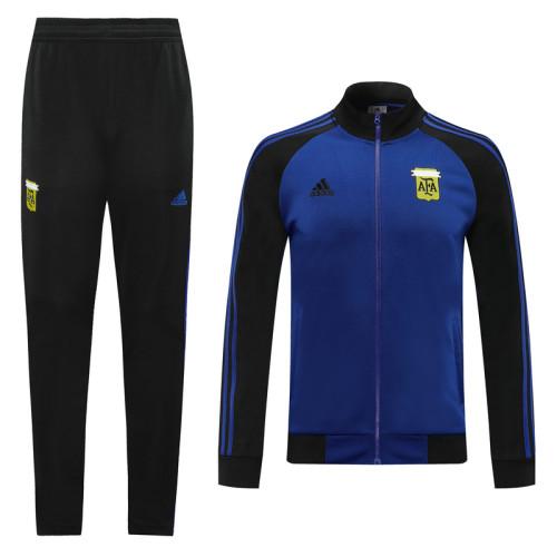 2020 Argentina  Light Blue Jacket Suit