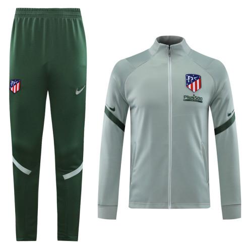 20-21 Atletico Madrid Gray Jacket Suit