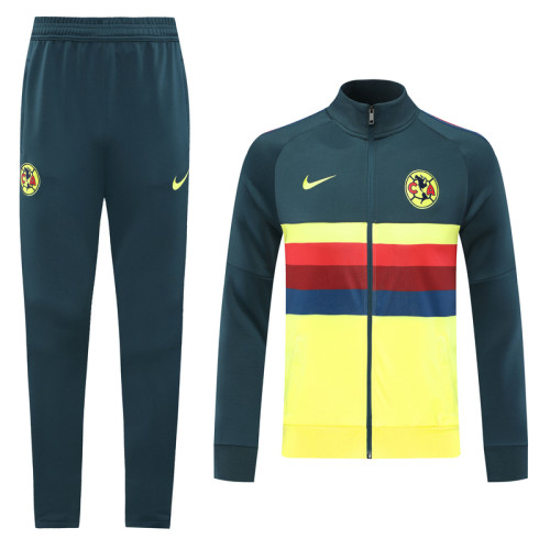 20-21 America Yellow Jacket Suit