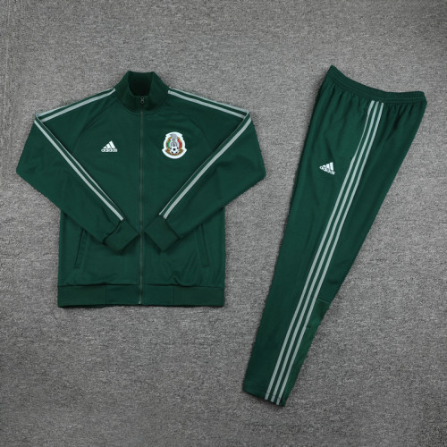 20-21 Mexico Green Jacket Suit