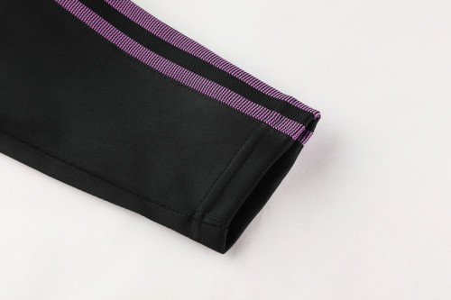 20-21 Mexico Black Jacket Suit