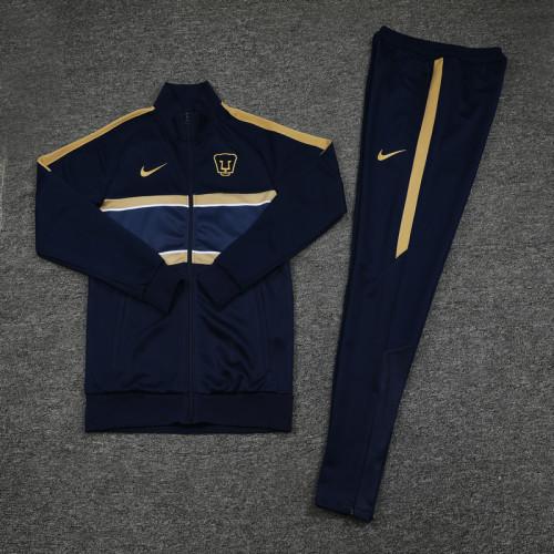 20-21 Puma Blue Jacket Suit