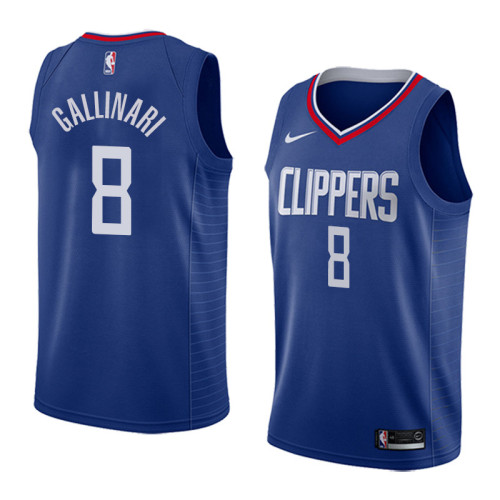 L.A. Clippers  Blue Jersey