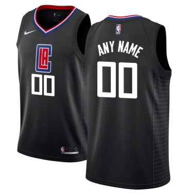 L.A. Clippers  Black Jersey