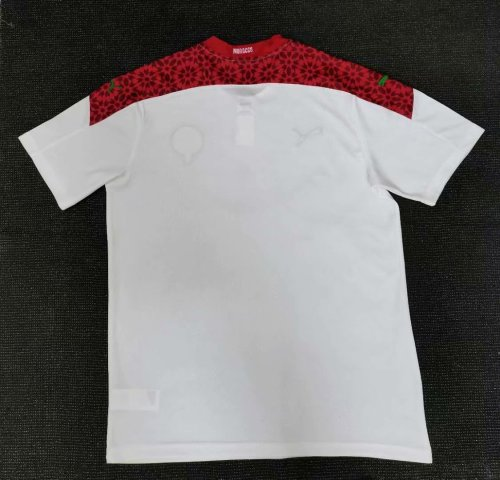 2020 Morocco Away Fans Jersey