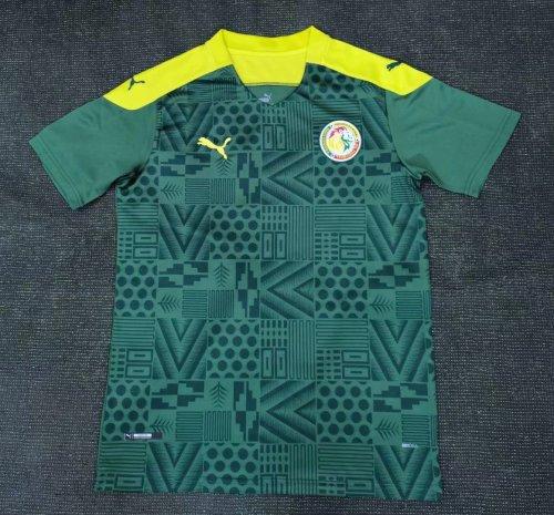 2020 Senegal Away Fans Jersey