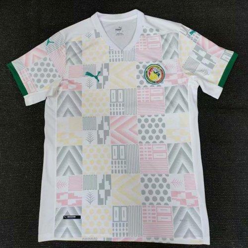 2020 Senegal Home Fans Jersey