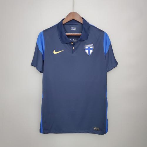 2020 Finland Away Fans Jersey