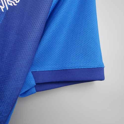 2020 Iceland Home Fans Jersey
