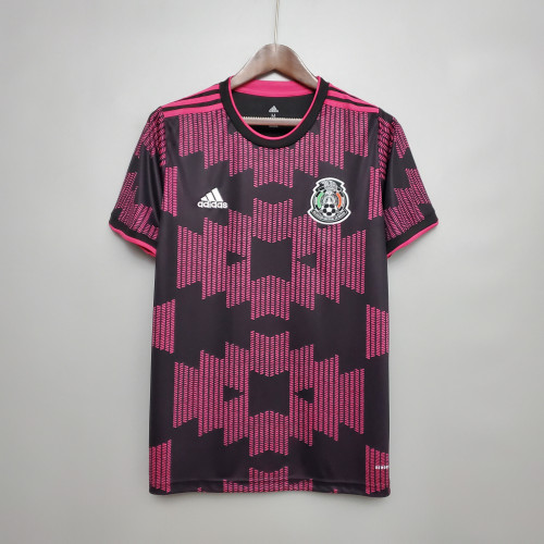 2021  Mexico Pink Fans Jersey