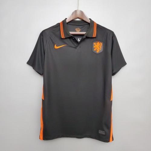 2020   Netherlands Away Fans Jersey