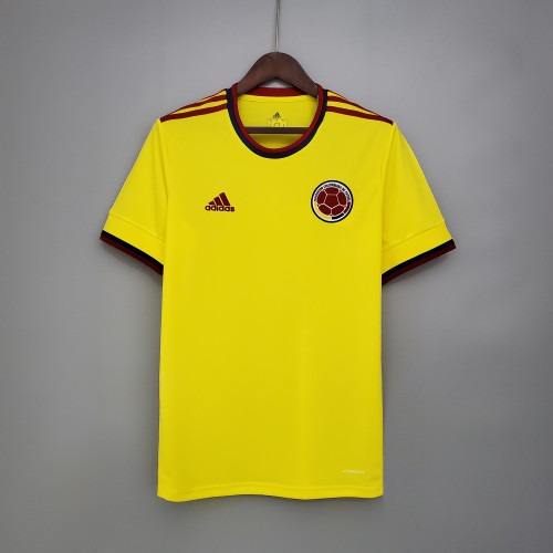 2020 Colombia Home Fans Jersey