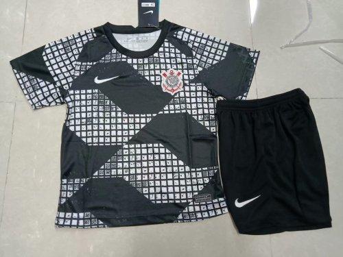 21-22 Corinthians Away Kid Kit