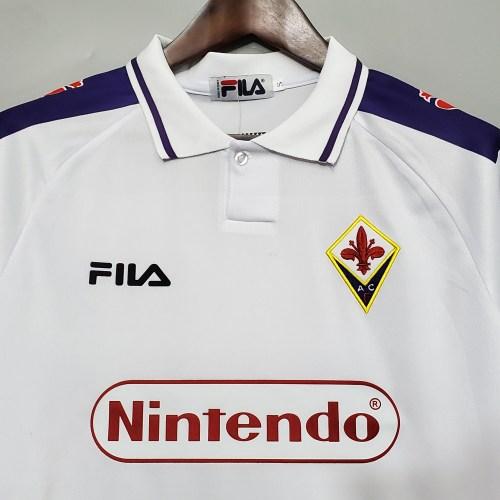 1998 Fiorentina Away Retro Jersey