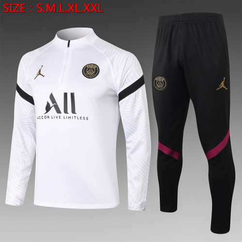 20-21 PSG Jordan Training suit