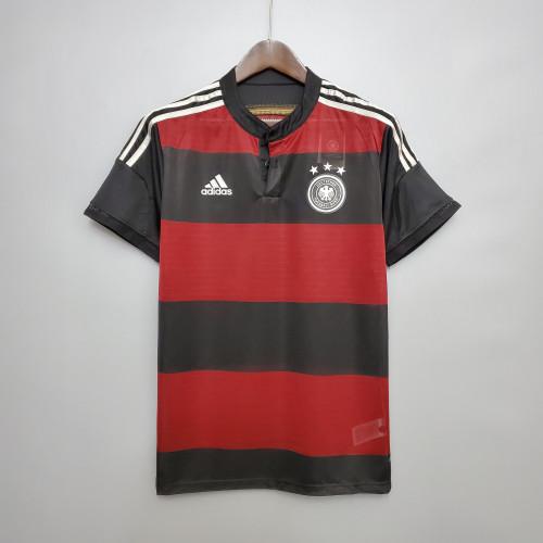 2014 Germany Away Retro Jersey