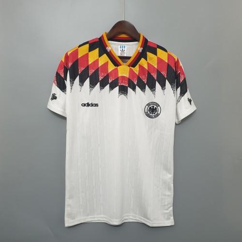 1994 Germany Home Retro Jersey