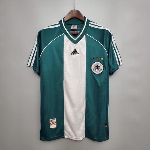 1998 Germany Away Retro Jersey