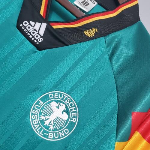 1992 Germany Away Retro Jersey