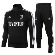 20-21 Juventus Black Training suit