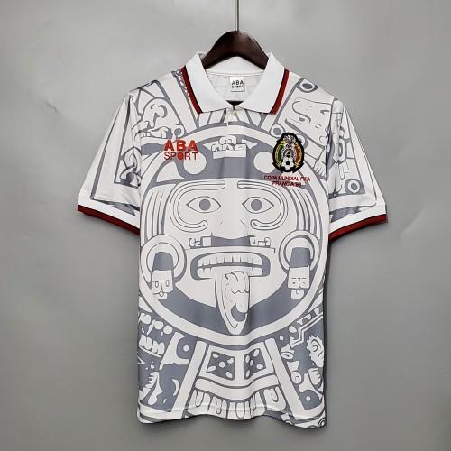 1998 Mexico Away Retro Jersey