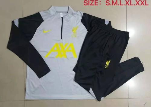 21-22 Liverpool Grey Training suit