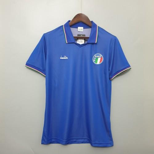 1990 Italy Home Retro Jersey