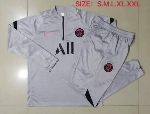 21-22 PSG Grey Training suit