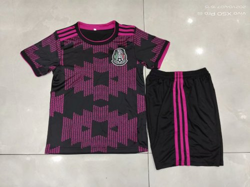 2021 Mexico Red Kid Kit