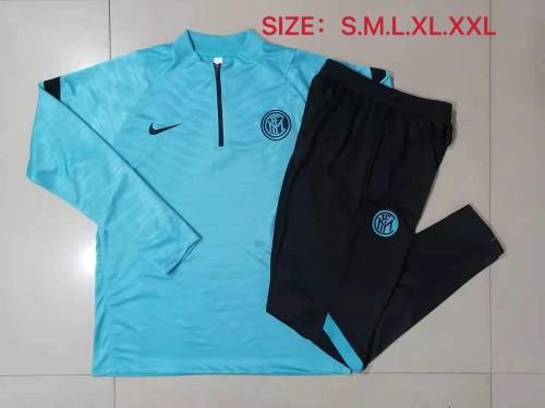 21-22 Inter Milan Green Training suit